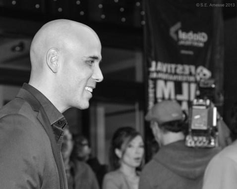 Le cinéaste québécois Kim Nguyen, nommé aux oscars pour Rebelle, recevra le Prix avant-garde à la soirée de clôture du festival.