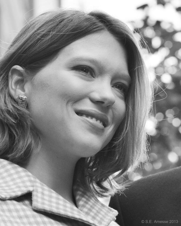 Léa Seydoux, interprète d'Emma