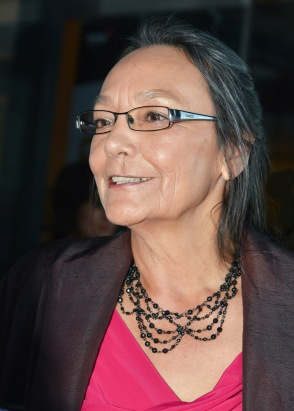 L'actrice canadienne Tantoo Cardinal, interprète de Venus dans Chasing Shakespeare.