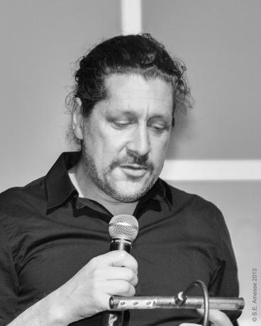 Le réalisateur Lewis Cohen, président du jury pour les longs métrages de fiction.