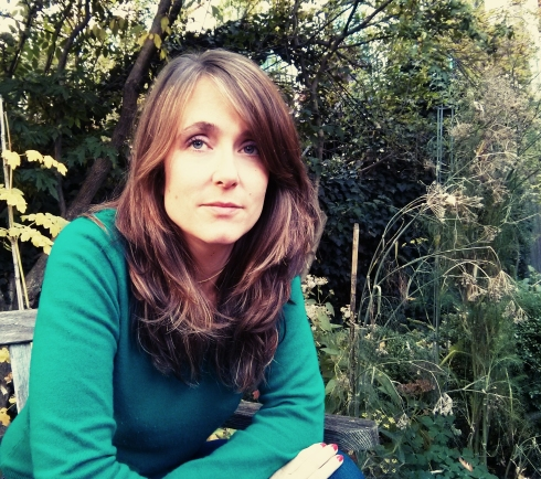 La cinéaste Alexandra Sicotte-Lévesque. Crédit: Mary T. An