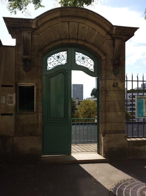 MaisonDeBalzac_Porte