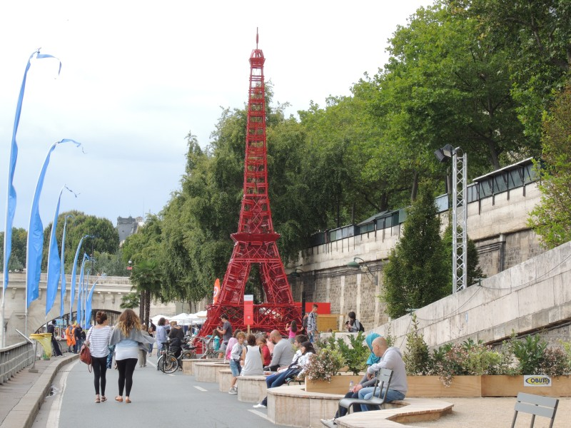 ParisPlages_TourEiffel