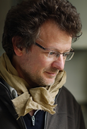 Le cinéaste Laurent Bécue-Renard. Photo : Camille Cottagnoud, Alice Films.