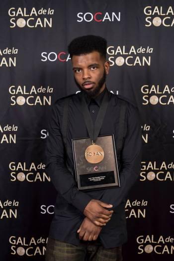 High Klassified est reparti avec le Prix Musique électronique. Photo : Benoît Rousseau.